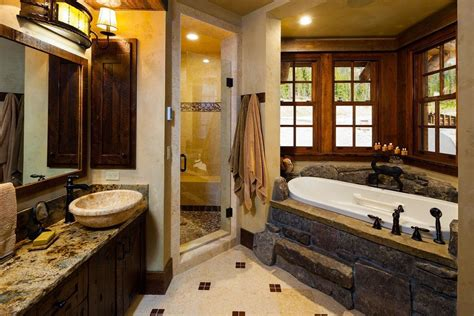 35 Best Rustic Bathroom Design Ideas