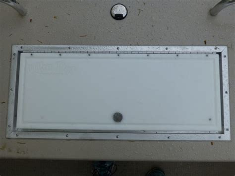 Aluminum Boat Hatch Lids by Hatch Lid A2 Who Dat Towers