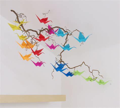 origami kranich falten anleitung schritt f 252 r schritt diy