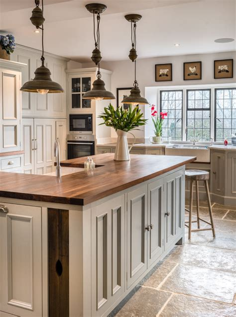 farmhouse kitchen   uk town country living