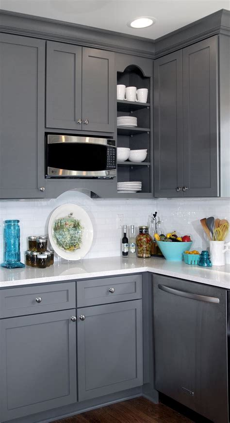grey and white cabinets gray and white transitional kitchen design with teal blue