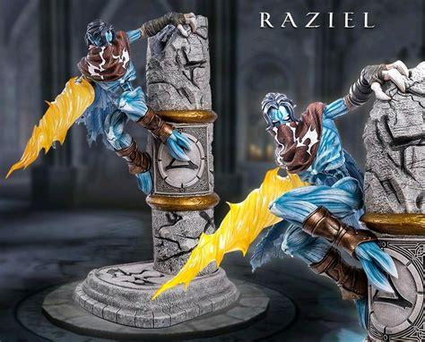 Raziel. Soul Reaver Fanart., Xavier Marciales