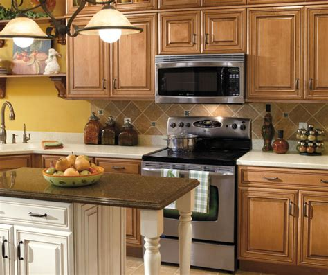 contrasting kitchen cabinets traditional kitchen cabinets with island 2555