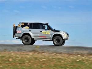 Preparacion Toyota Land Cruiser Kdj 95 Expedition  Devora