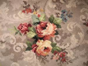 Floral Pattern Carpet by Let S Go Moerkabout Farewell Floral Part One
