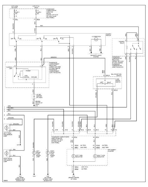 Hyundai Sonata Headlight Wiring Diagram