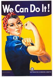 We Can Do It! Movie Posters From Movie Poster Shop