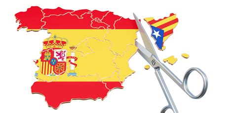 catalonia independence spain  lose   territory