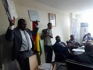 Ghana  Burkina Open Bids For Railway Project