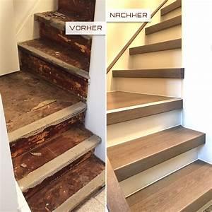 Holz Treppenstufen Erneuern : treppenstufen erneuern swalif ~ Markanthonyermac.com Haus und Dekorationen