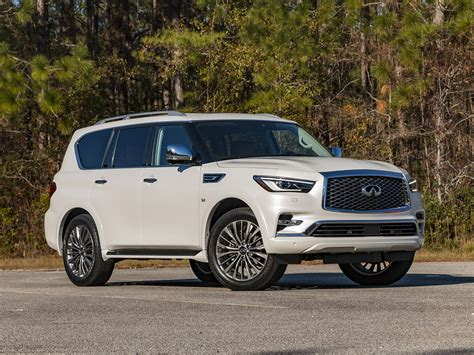 Review Infiniti Qx80 by 2018 Infiniti Qx80 Review Gearopen
