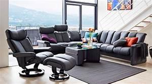 Circle Furniture Stressless Magic Chair Ekornes Chairs MA