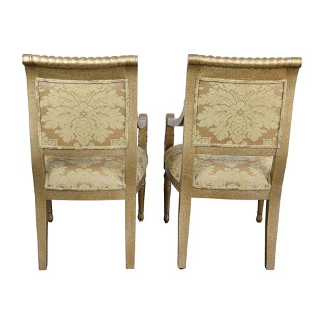 chairs outstanding gold accent chairs gold accent