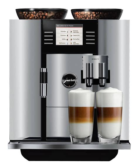 "Why choose jura coffee makers. The ""Ferrari"" Of Coffee Makers: Jura Giga 5 Reviewed! - BrownsCoffee.com"