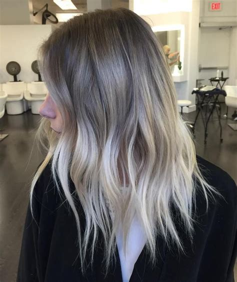 flattering balayage hair color ideas