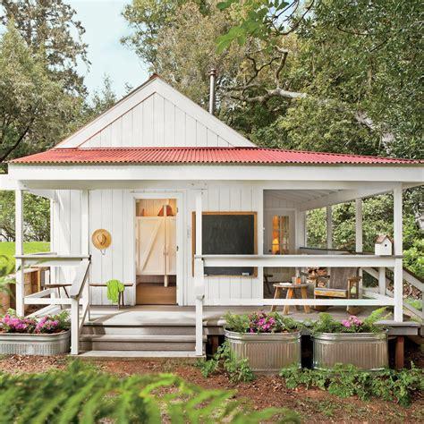 one cottage house plans 5 tiny coastal cottages coastal living