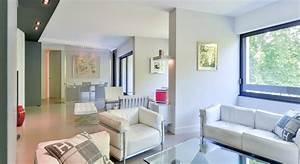 Appartement Contemporain : appartement contemporain boulevard des belges barnes lyon ~ Melissatoandfro.com Idées de Décoration