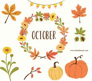 October | The Ink Nest