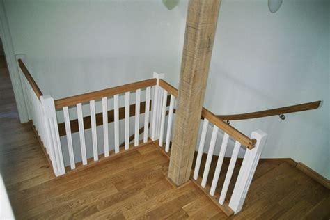 Treppengeländer Innen Holz Weiß by Innenansichten