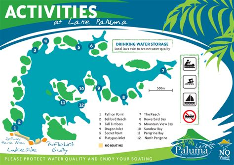 lake paluma townsville city council