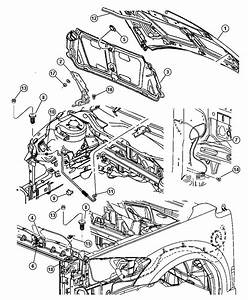 2011 Dodge Caliber Latch  Hood   Remote Start System   Release  Related  Mopar  Body