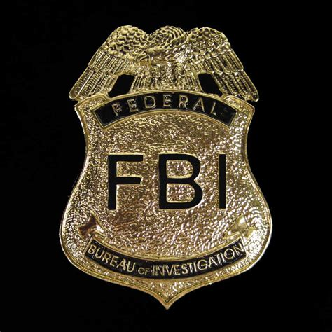 40th Birthday Decorations Ebay by Fbi Police Star Details Zu Police Cop Metal Badge With
