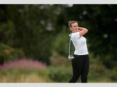 Lauren Spray England Golf Women and Girls' Participation