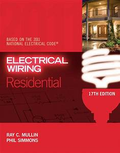 Electrical Wiring Residential - 9781435498266