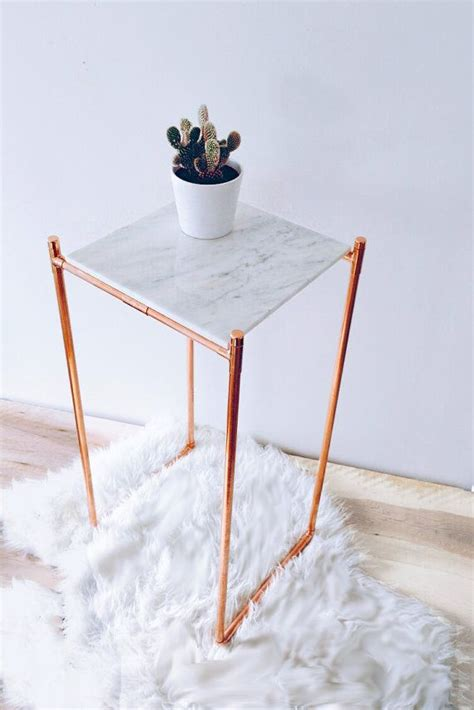 rose gold bedside table the 25 best ideas about copper interior on pinterest