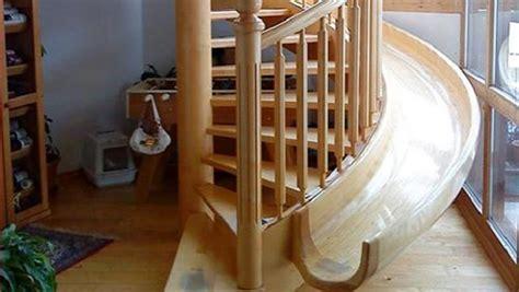 top 10 des cuisines du monde incroyable escalier en colimaçon avec toboggan