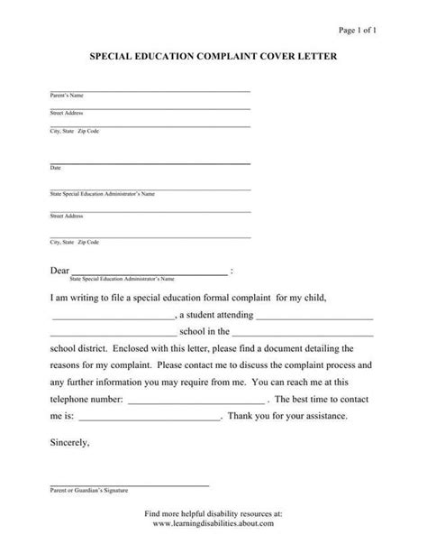 learn   write  short formal letter projects
