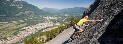Climbing Rock Squamish Bc Chief Explore Stawamus