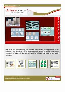 altima hi tech private limited mumbai cable management With document management system mumbai