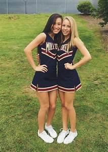 Hottest High School Cheerleaders