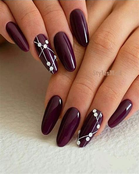 classical nail art designs styles   girls stylesmod