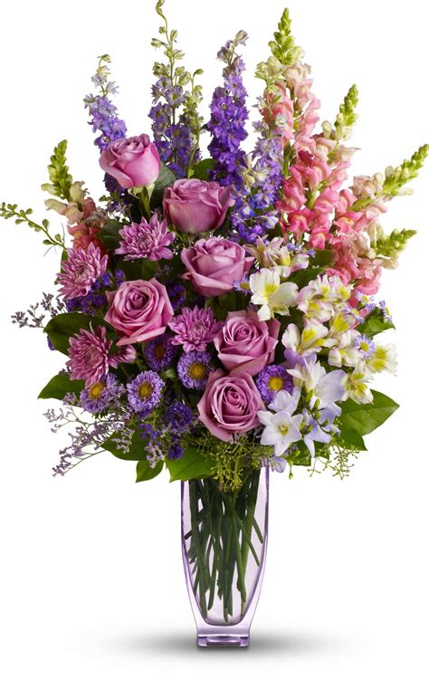 Steal The Show by Teleflora with Roses Memorial flowers
