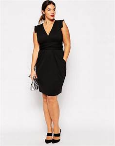 Femme Ronde Robe : robe chic pour femme ronde robes de mode site photo blog ~ Preciouscoupons.com Idées de Décoration