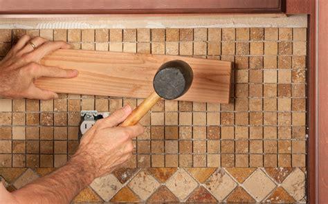 Mosaikfliesen Verlegen » Anleitung In 6 Schritten