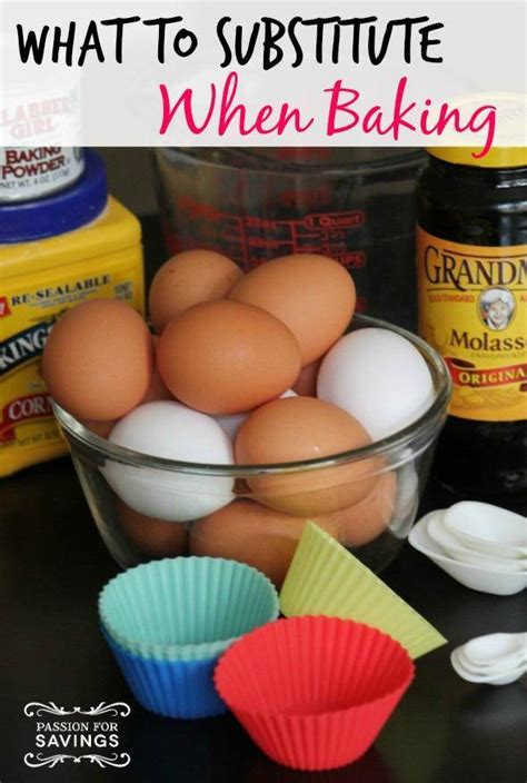 baking substitute passionforsavings powder handy bake want recipes tips homemade wonder ever those days need