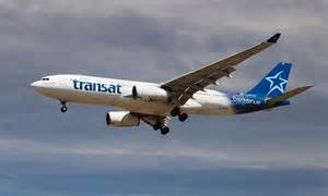 air transat passenger plane bound for canada forced to turn back to daily mail