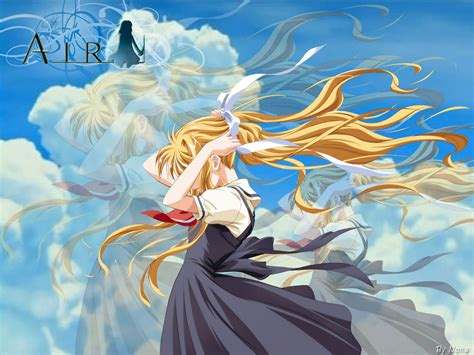 Air Anime Wallpaper - air wallpaper and background 1600x1200 id 248039