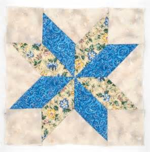 Pointed Star Quilt Block Pattern
