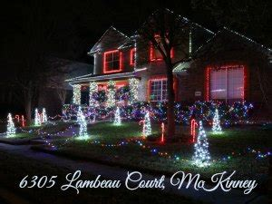 2017 christmas and holiday light displays in collin county