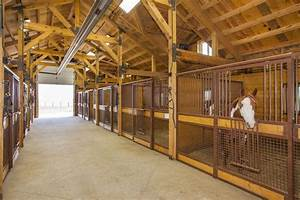 Horse Barn Interiors | Joy Studio Design Gallery - Best Design