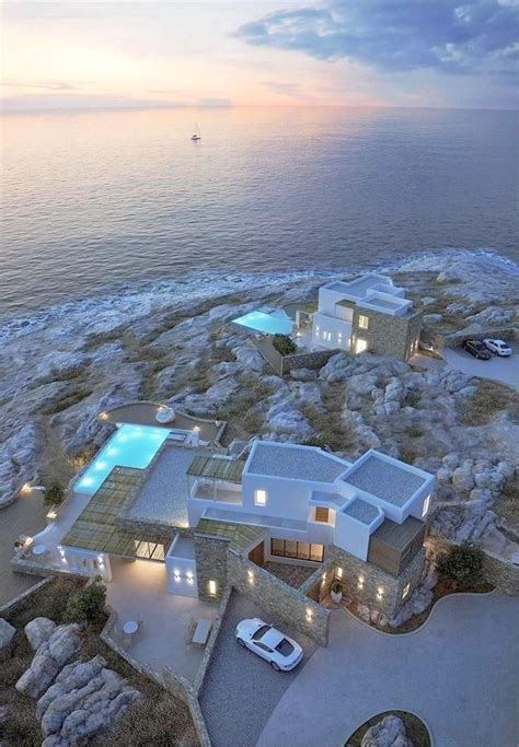 Mykonos Greece Want To Have One Of These Houses Omg