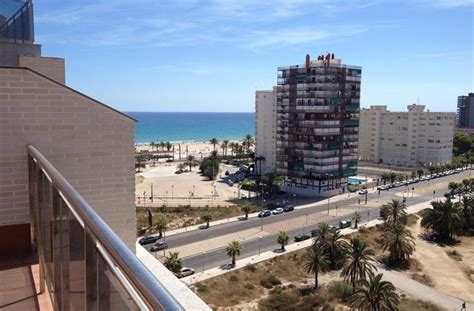 Holiday penthouse for rent in Alicante city (Playa San
