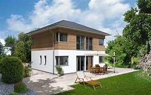 Fassadengestaltung Holz Und Putz : haustyp trend 129 w hartl haus ~ Michelbontemps.com Haus und Dekorationen