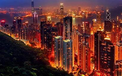 Kong Hong Background Desktop Wallpapers Buildings