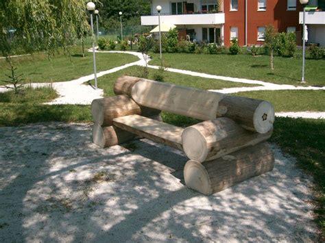 Mobilier En Rondins  Constructions Bois, Maisons En
