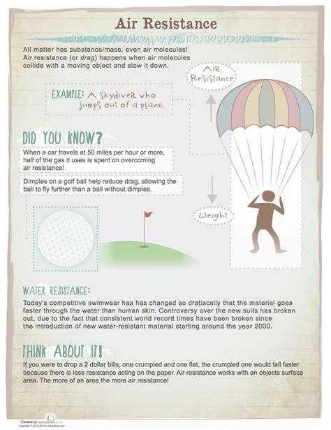 forces  parachutes worksheet answers worksheet